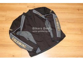 Goldwing All Weather grey and black  motorjack S / 8XL