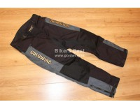 Goldwing All Weather grey and black motorbroek S / 8 XL