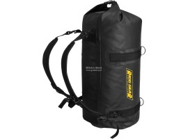 Waterproof roll luggage bag extra strong 30 liter capacity