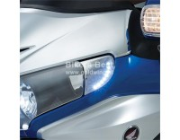 Headlight end chrome trim set with LED GL 1800 ( all models0