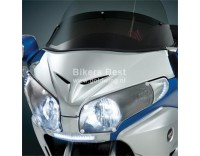 Windshield chrome trimplate fits GL1800 models, 2012 style